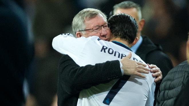 Sir Alex muon thay Ronaldo da tran chung ket Champions League hinh anh 1