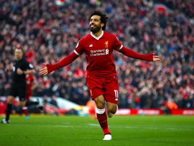 Salah dap tat tham vong cua Real Madrid hinh anh 1