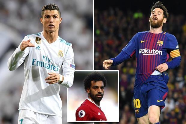 Salah thua nhan con kem rat xa Messi va Ronaldo hinh anh