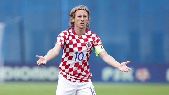 DT Croatia du World Cup 2018: Lan cuoi cho Modric hinh anh 1