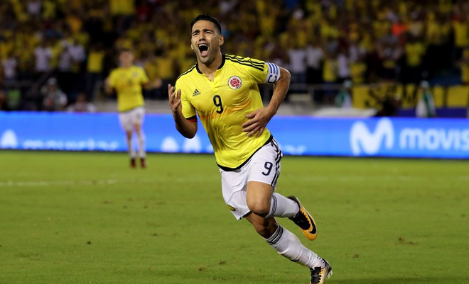 DT Colombia du World Cup 2018: 'Manh ho' Falcao tro lai hinh anh 1