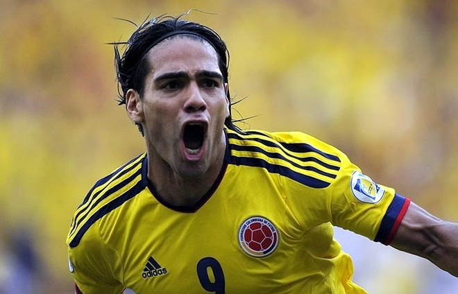 DT Colombia du World Cup 2018: 'Manh ho' Falcao tro lai hinh anh