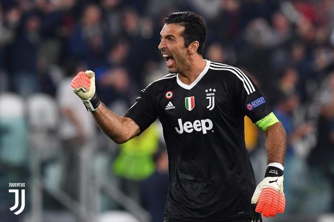 Thu mon Buffon san sang chia tay Juventus o tuoi 40 hinh anh 1