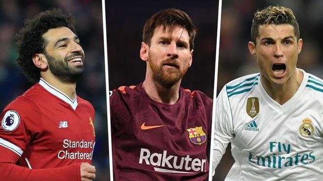15 nam nua Salah dat dang cap nhu Ronaldo va Messi anh 1