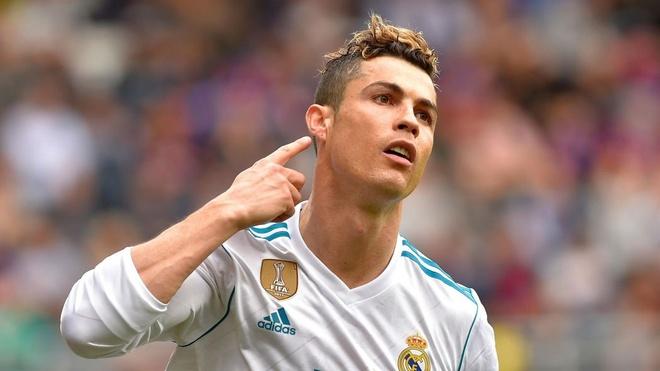 Ronaldo: 'Toi muon gap MU o chung ket Champions League' hinh anh 1