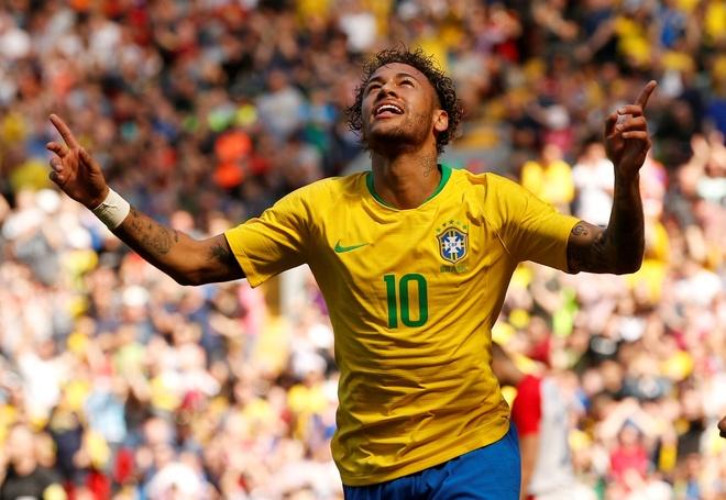 Que Ngoc Hai: World Cup 2018 la thoi co de Brazil 'rua han' hinh anh