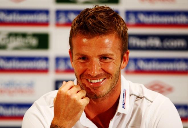 Beckham mong Real Madrid danh bai Liverpool hinh anh