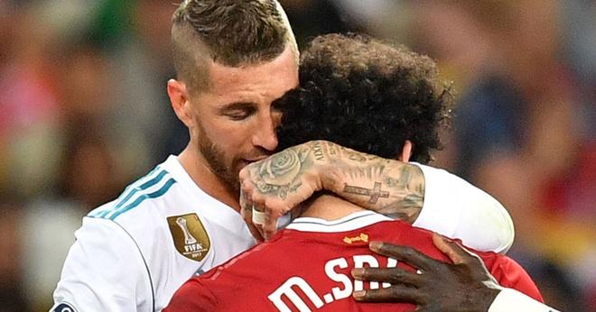 'Ramos qua lao luyen, khong co y dinh choi xau Salah' hinh anh 2