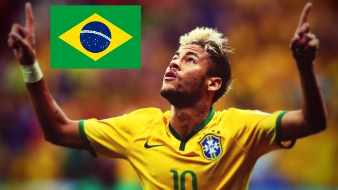 Neymar san sang bung no o World Cup 2018 hinh anh