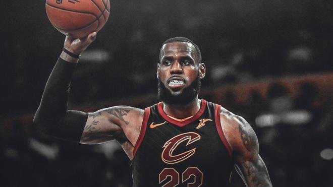 Chung ket NBA 2017/18 - 'bo tu huy diet' giang bay King James hinh anh