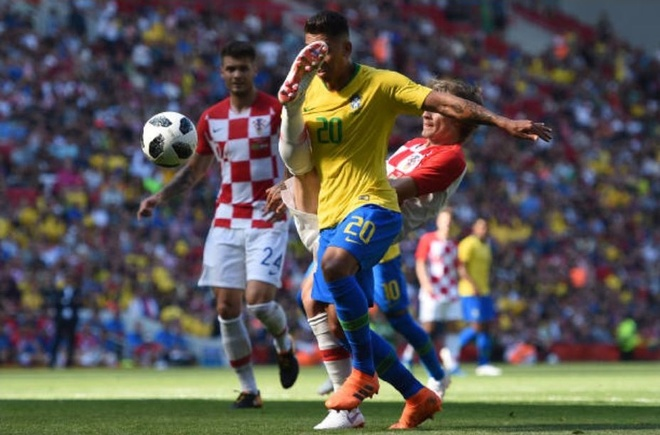 Neymar no sung, Brazil chay da hoan hao cho World Cup 2018 hinh anh 8