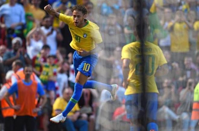 Neymar no sung, Brazil chay da hoan hao cho World Cup 2018 hinh anh 7