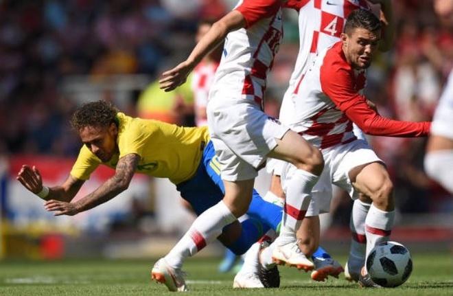 Neymar no sung, Brazil chay da hoan hao cho World Cup 2018 hinh anh 5
