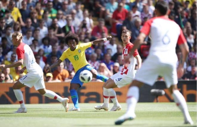 Neymar no sung, Brazil chay da hoan hao cho World Cup 2018 hinh anh 4
