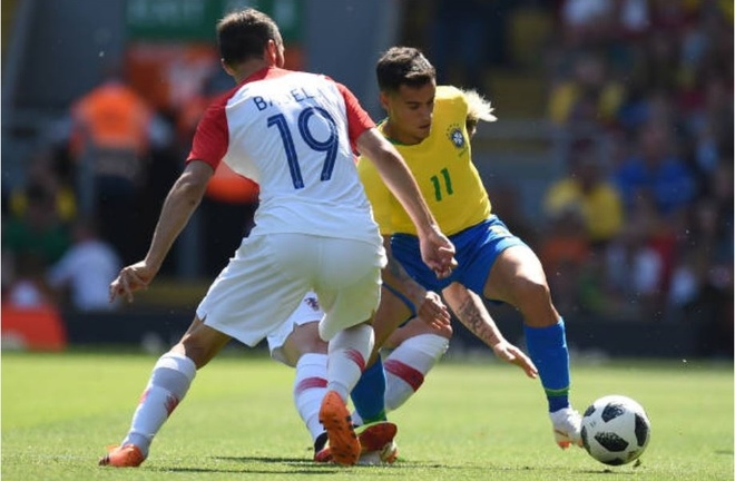 Neymar no sung, Brazil chay da hoan hao cho World Cup 2018 hinh anh 3
