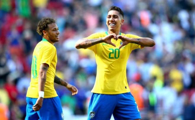 Neymar no sung, Brazil chay da hoan hao cho World Cup 2018 hinh anh 9