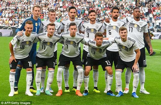 Doi tuyen Duc co tran thang 2-1 truoc khi len duong du World Cup hinh anh 1