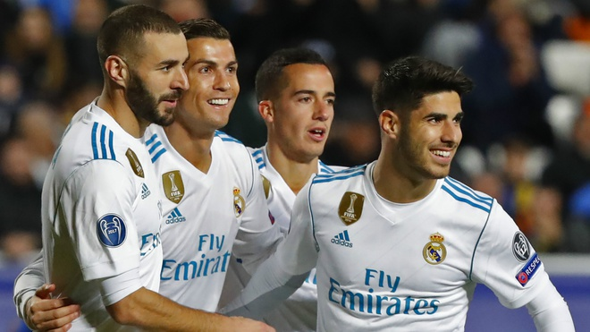 Real Madrid nhan hon 50 trieu euro truoc Champions League 2018/19 hinh anh