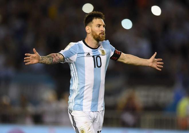 Gat Ronaldo, Messi diem mat 8 anh tai tai World Cup 2018 hinh anh 1