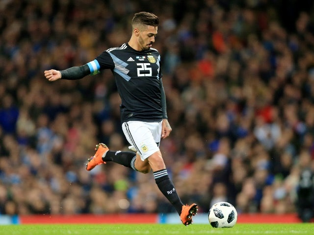 Dinh chan thuong nghiem trong, sao Argentina mat World Cup 2018 hinh anh 1