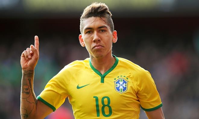Firmino tung cat toc y het Ronaldo 'beo' hinh anh 2