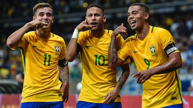 Que Ngoc Hai tin vao co hoi vo dich cua tuyen Brazil hinh anh