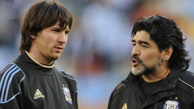 'Khong vo dich World Cup, Messi chi mai xep sau Maradona' hinh anh