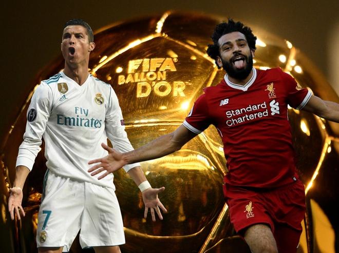 Ronaldo: 'Salah du suc canh tranh cung toi va Messi' hinh anh