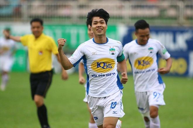 HLV doi HAGL ca ngoi Cong Phuong sau tran thua CLB Quang Nam hinh anh 1