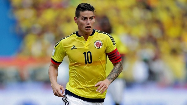 James Rodriguez - niem cam hung bat tan cua Colombia hinh anh