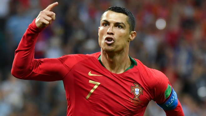 Ronaldo va nhung ngoi sao sang nhat luot tran dau World Cup 2018 hinh anh