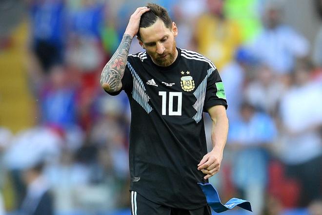 Argentina gap Croatia va 'cai chet' cua Lionel Messi hinh anh 1
