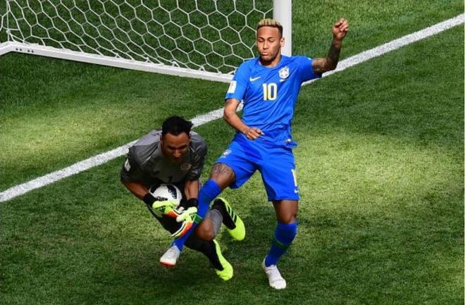 Cham diem Costa Rica 2-0 Brazil: Ngay tuyet voi cua song sat Neymar,  Coutinho anh 10