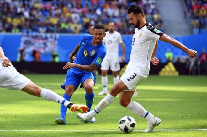 Cham diem Costa Rica 2-0 Brazil: Ngay tuyet voi cua song sat Neymar,  Coutinho anh 11