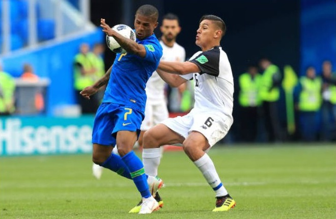 Cham diem Costa Rica 2-0 Brazil: Ngay tuyet voi cua song sat Neymar,  Coutinho anh 13