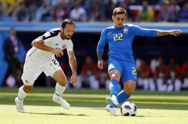 Cham diem Costa Rica 2-0 Brazil: Ngay tuyet voi cua song sat Neymar,  Coutinho anh 2