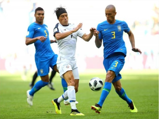Cham diem Costa Rica 2-0 Brazil: Ngay tuyet voi cua song sat Neymar,  Coutinho anh 4