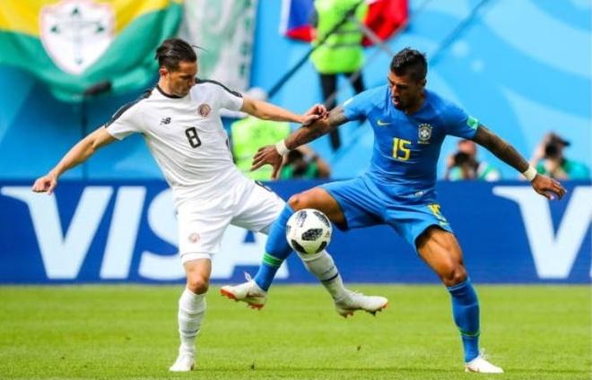 Cham diem Costa Rica 2-0 Brazil: Ngay tuyet voi cua song sat Neymar,  Coutinho anh 7