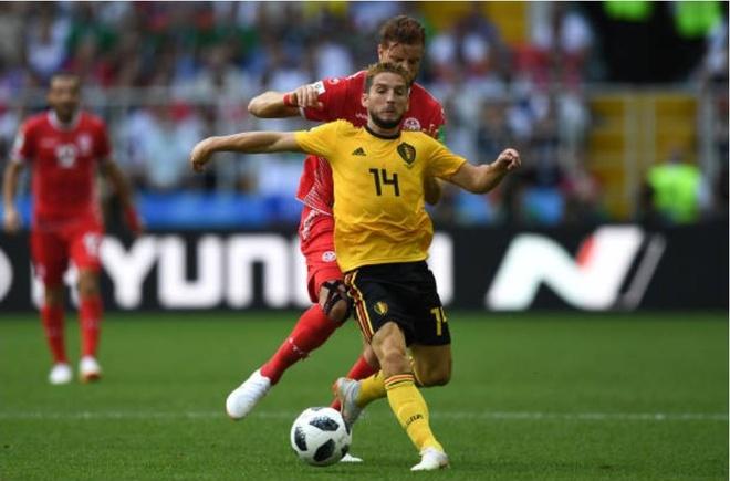Cham diem Bi 5-2 Tunisia: Dang cap Lukaku, Hazard hinh anh 11