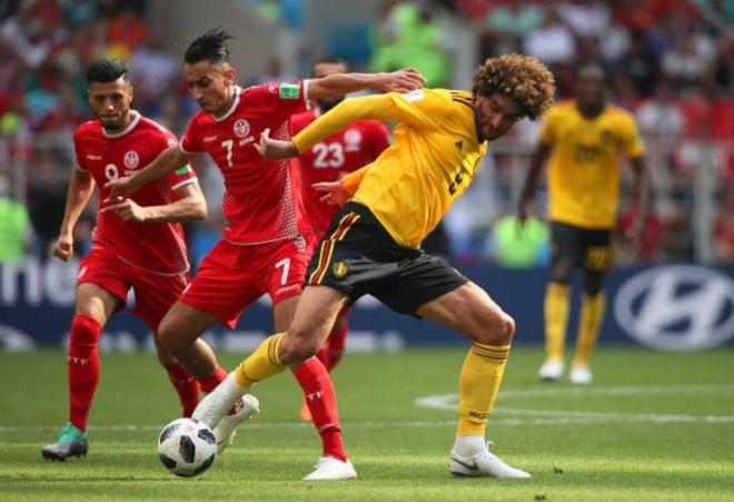 Cham diem Bi 5-2 Tunisia: Dang cap Lukaku, Hazard hinh anh 12