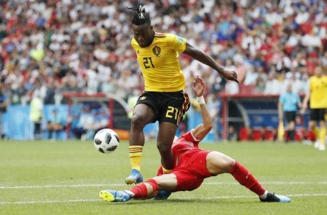 Cham diem Bi 5-2 Tunisia: Dang cap Lukaku, Hazard hinh anh 13