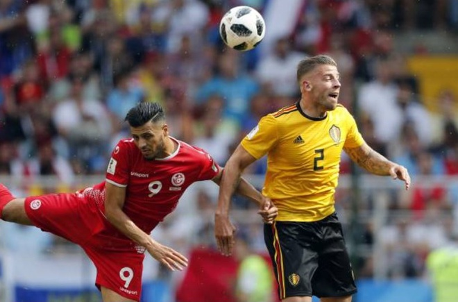 Cham diem Bi 5-2 Tunisia: Dang cap Lukaku, Hazard hinh anh 4