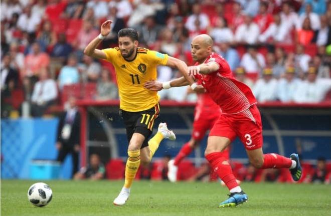 Cham diem Bi 5-2 Tunisia: Dang cap Lukaku, Hazard hinh anh 7