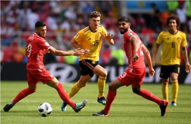 Cham diem Bi 5-2 Tunisia: Dang cap Lukaku, Hazard hinh anh 8