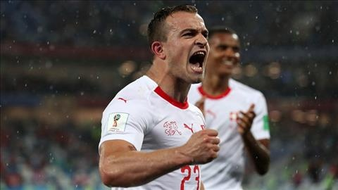 LDBD Serbia yeu cau FIFA cam Xhaka, Shaqiri thi dau o World Cup 2018 hinh anh