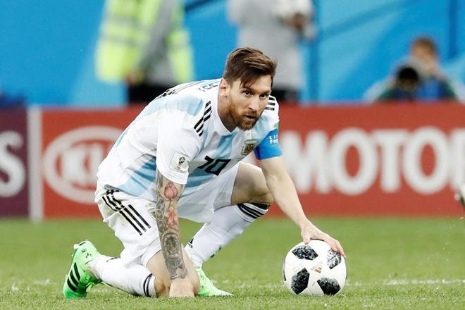 'Lionel Messi chi la con nguoi va da lam het suc minh' hinh anh 1