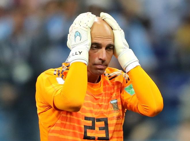 Muon thang, Argentina phai 'tram' Caballero va ho tro tich cuc Messi hinh anh