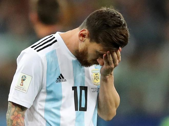'Argentina choi te, ho lai loi Leo Messi ra chi trich' hinh anh 1