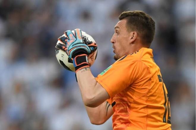 Cham diem Argentina 2-1 Nigeria: Diem 9 cho Lionel Messi hinh anh 1
