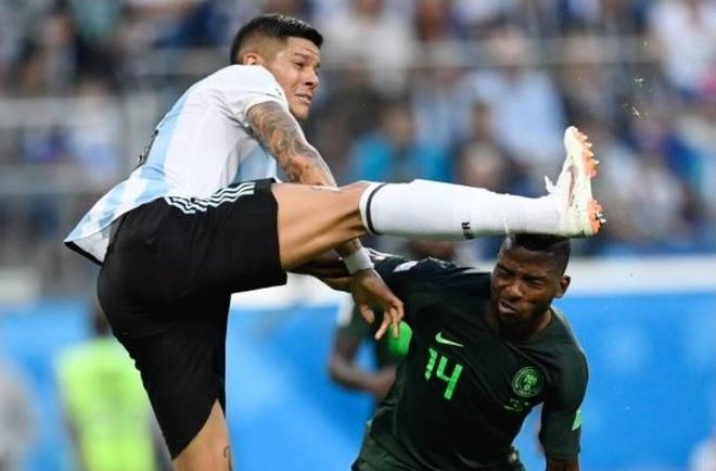Cham diem Argentina 2-1 Nigeria: Diem 9 cho Lionel Messi hinh anh 2